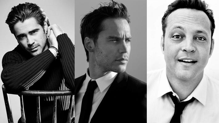 Kdo bo naslednji Pravi detektiv? Colin Farrell, Taylor Kitsch ali Vince Vaughn?