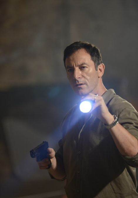 Jason Isaacs bo FBI agent, ki v Jeruzalemu odkrije zaroto | USA Network
