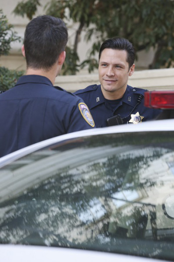 Jack bo policist. | ABC