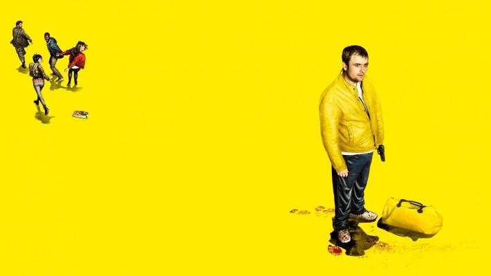 Promocijski poster britanske inačice Utopie na Channel 4
