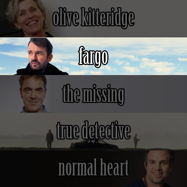 Lovoriko najboljše mini serije je pobrala fantastična serija Fargo, ki je zmagala tudi v naši anketi.